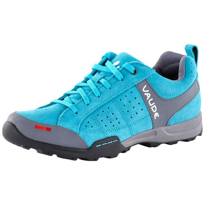 Chaussures Vaude turquoise femme 6YRr3