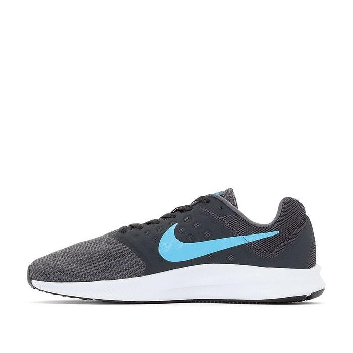 ... Baskets downshifter 7 gris/bleu Nike ...