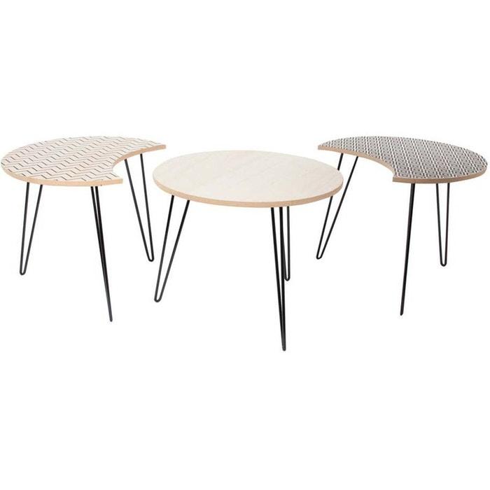 Pieds De Filslot Gigogne 3 Table iwPXZOTklu