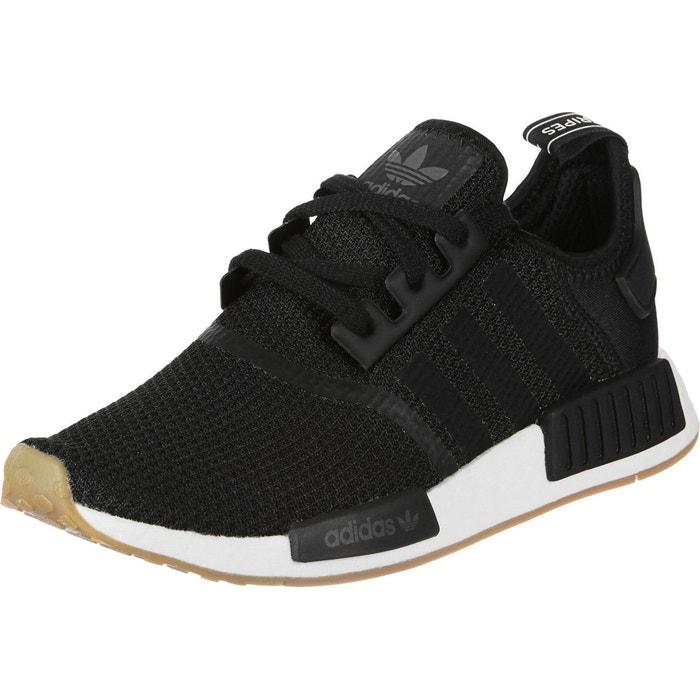 Chaussures adidas nmd r1 noir Adidas Originals  b3e77da22