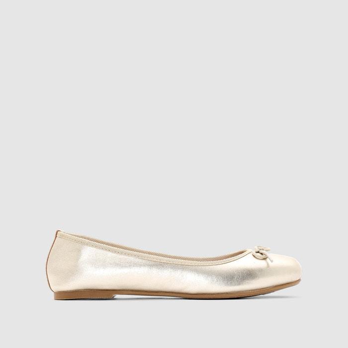 Image Leather Ballet Pumps R essentiel