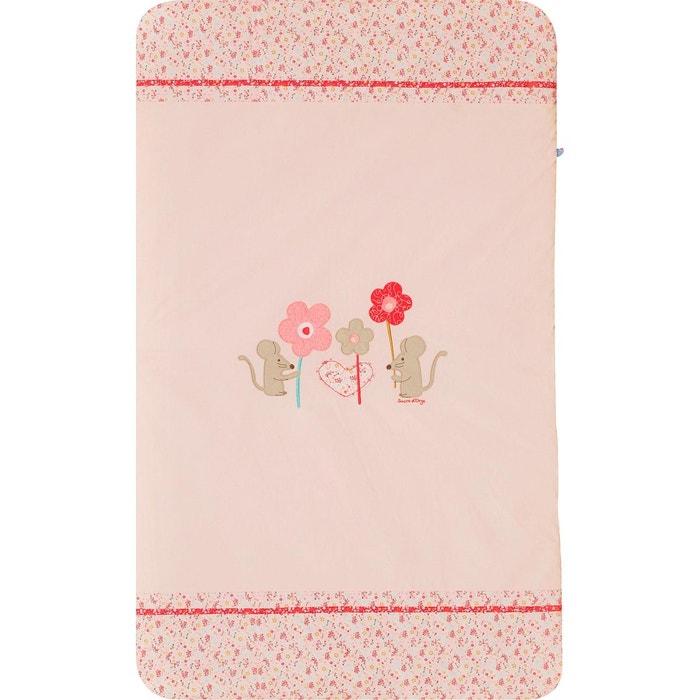couvre lit sucre d orge Couvre lit rose rose Sucre D'orge | La Redoute couvre lit sucre d orge