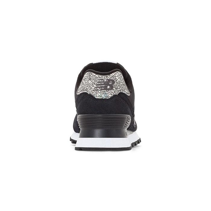Baskets wl574cie noir New Balance