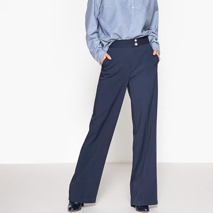 Image Pantaloni larghi, vita alta La Redoute Collections