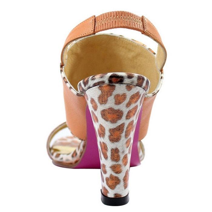 Chaussure femme en cuir laxmi Pring Paris