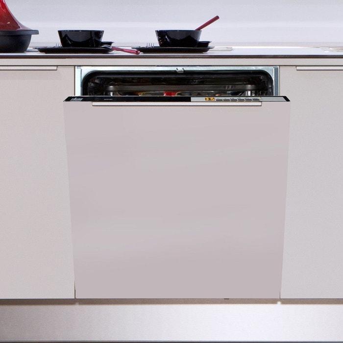 lave vaisselle int grable faure fdt2610fa couleur unique faure la redoute. Black Bedroom Furniture Sets. Home Design Ideas