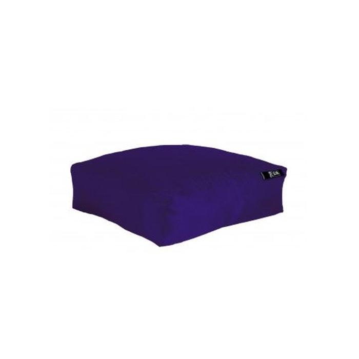 coussin de sol xxl outdoor en microbille home maison la redoute. Black Bedroom Furniture Sets. Home Design Ideas