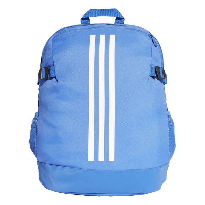Stripes 3 Bleu PerformanceLa Power À Sac Adidas Dos Moyen Format Nwv0m8n