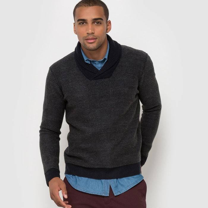 Shawl Collar Jumper