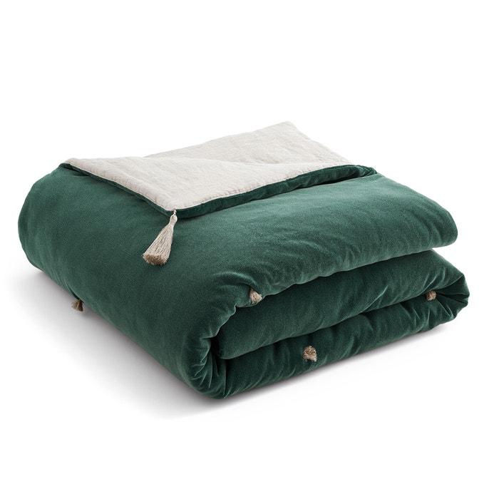 boutis velours stone washed nidhi am pm la redoute. Black Bedroom Furniture Sets. Home Design Ideas