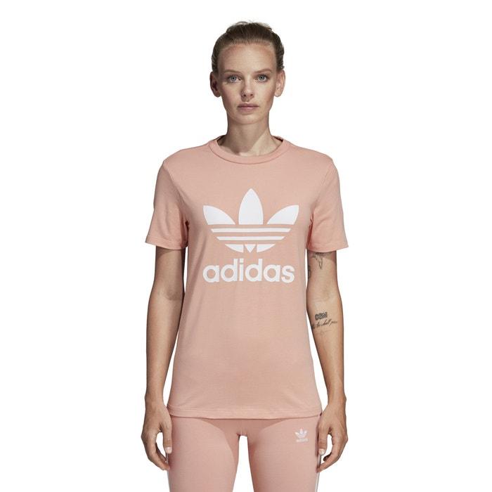 t-shirt rosa adidas