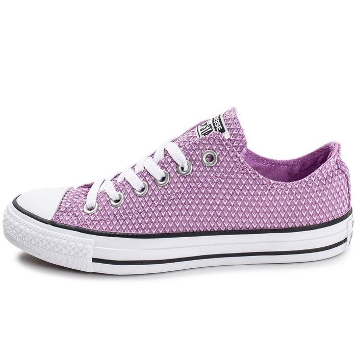 Vente Pas Cher Confortable Baskets ctas ox craft blanc/violet Converse À Vendre DKLlcNeR2