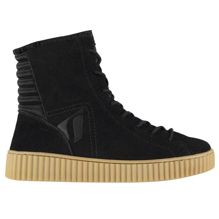 Skechers Chaussures à montantes noir lacets F7FwnTIqP