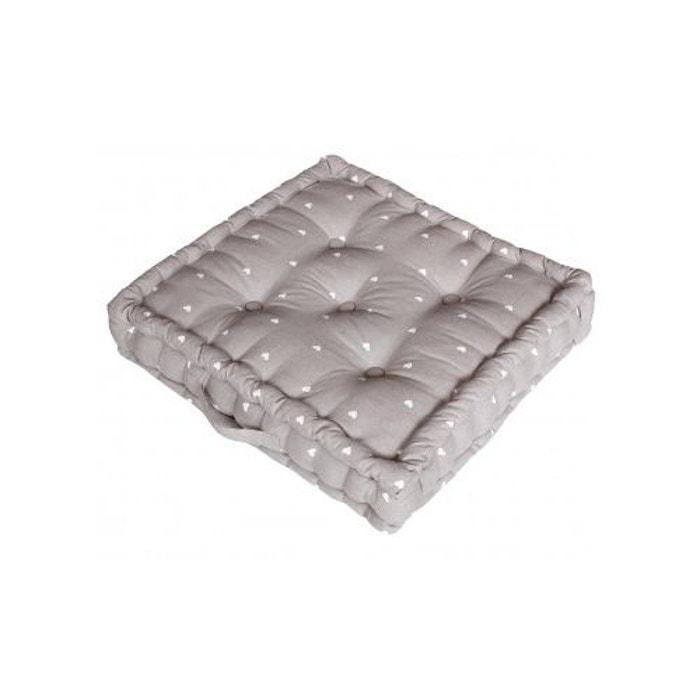 coussin de sol motifs curs home maison la redoute. Black Bedroom Furniture Sets. Home Design Ideas