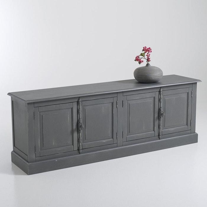 buffet 4 portes patin eulali la redoute interieurs la redoute. Black Bedroom Furniture Sets. Home Design Ideas