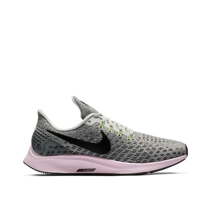 325115912ff Zapatillas de running air zoom pegasus 35 gris rosa Nike