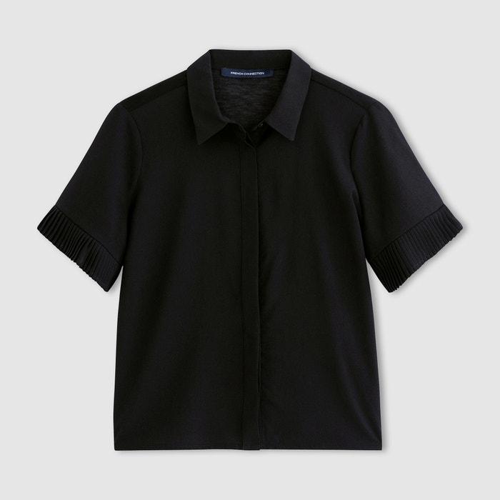 Imagen de Camisa de manga corta POLLY PLAINS FRENCH CONNECTION