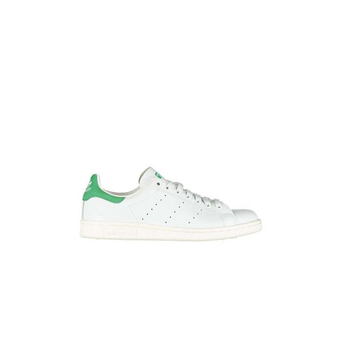 adidas blanche et verte femme