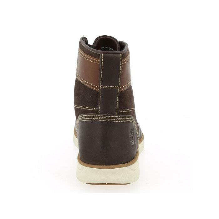 Boots et bottines timberland ca1789 bradstreet marron Timberland