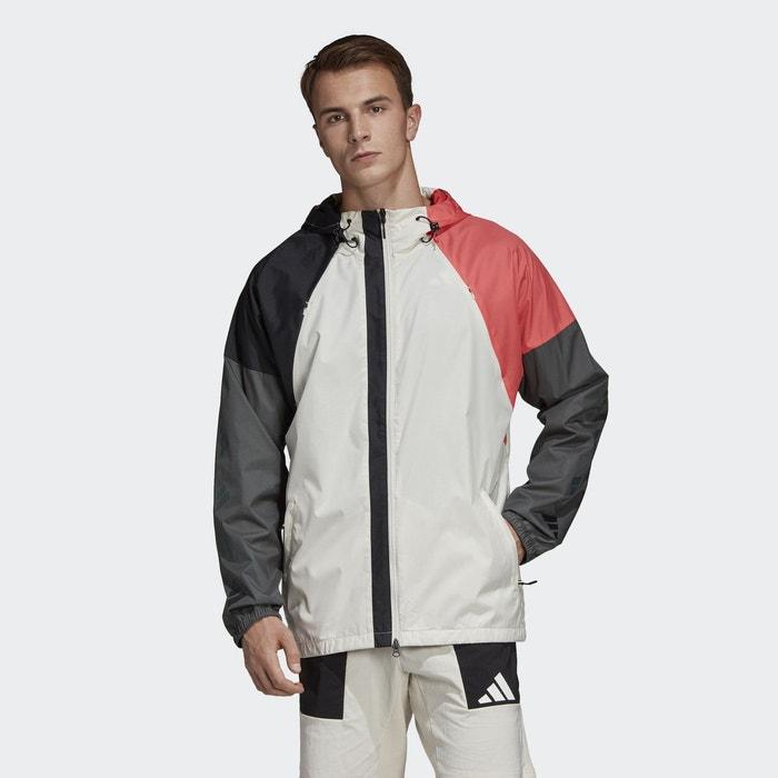 a701bdd663 Veste adidas athletics pack w.n.d. blanc Adidas Performance | La Redoute