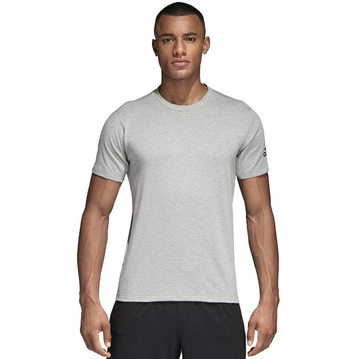 Plain Short-Sleeved Crew Neck T-Shirt  ADIDAS PERFORMANCE image 0