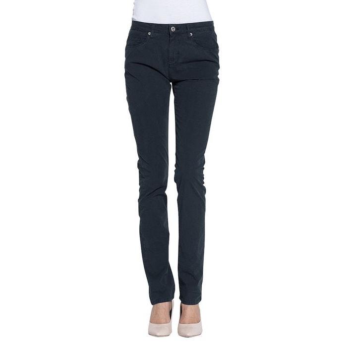 3a7f607ffd97 Pantalon tissu popeline Carrera Jeans