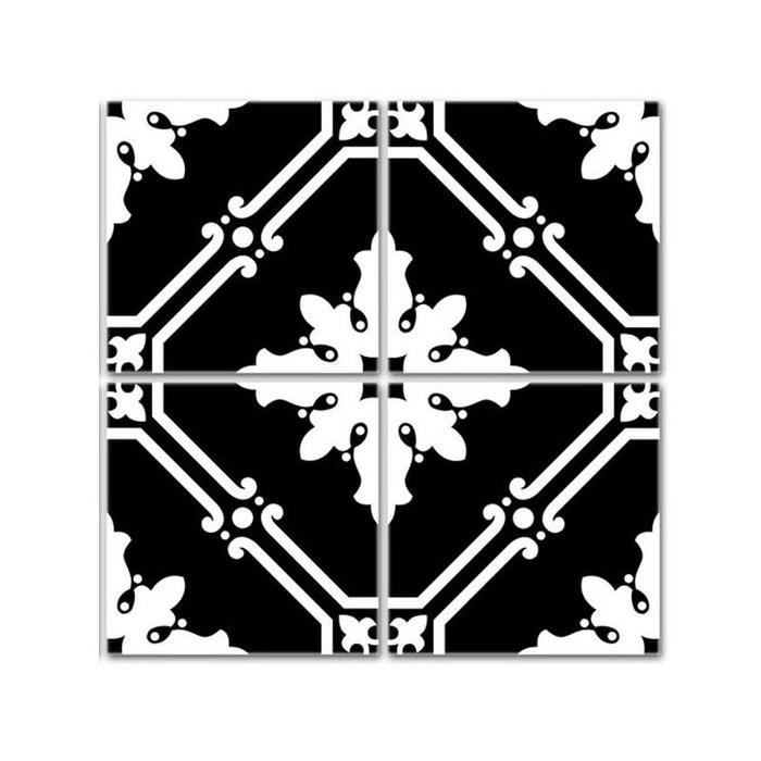 Stickers Pour Carrelage De Cuisine Ou Salle De Bain Noir