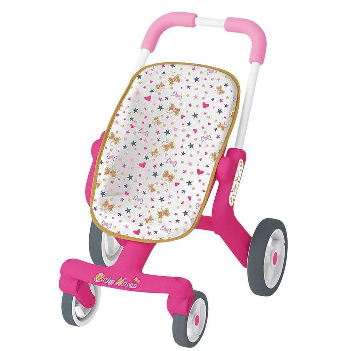 Poussette pop baby nurse Smoby   La Redoute 1b746d0e44d