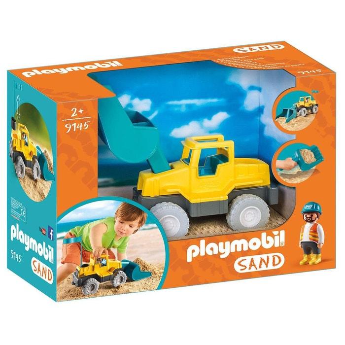 Playmobil 9145 sand chargeur avec pelle couleur unique playmobil la redoute - La redoute playmobil ...