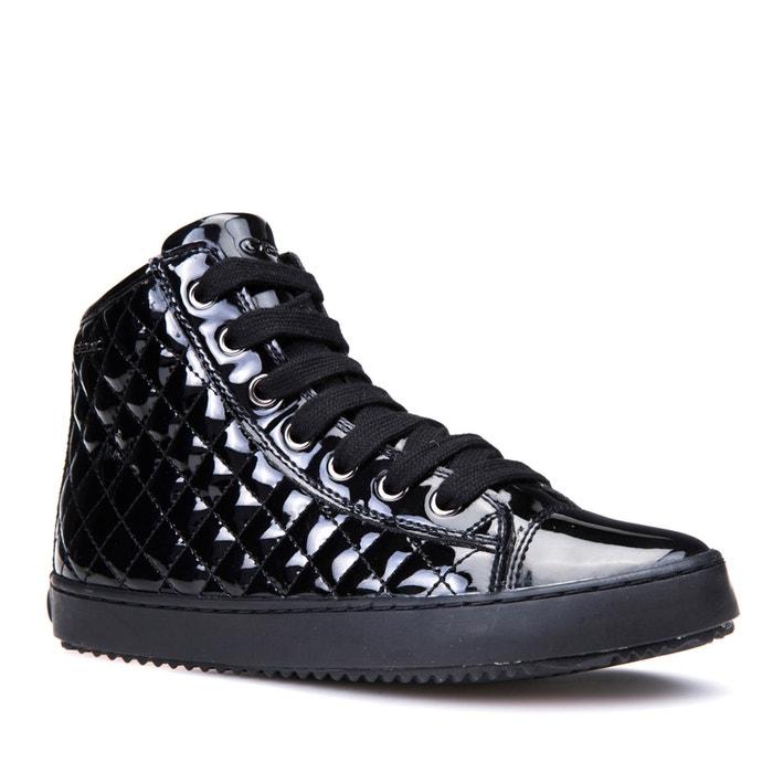 afbeelding Gelakte hoge sneakers Kalispera GEOX