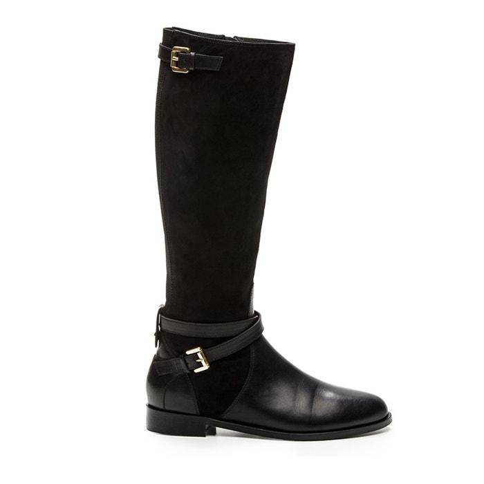 Kevia Flat Boots  COSMOPARIS image 0