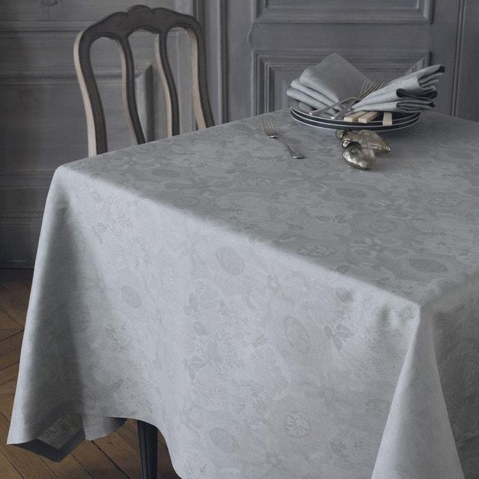 nappe mille datcha brise gris garnier thiebaut la redoute. Black Bedroom Furniture Sets. Home Design Ideas