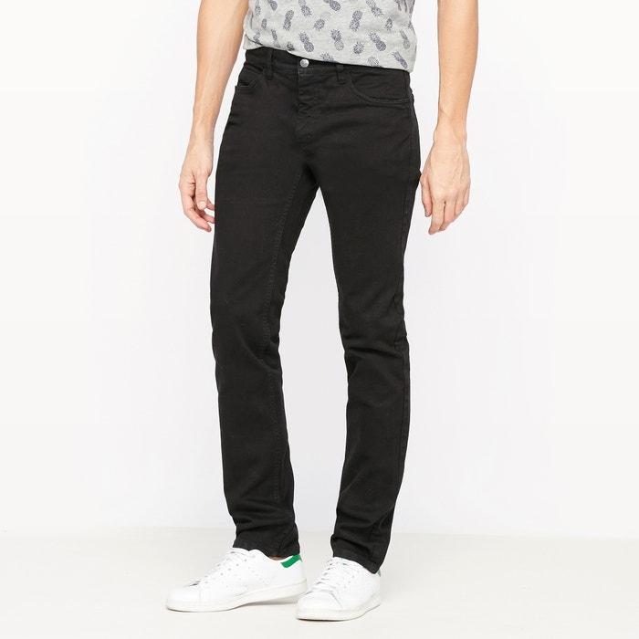 Jeans taglio slim  La Redoute Collections image 0