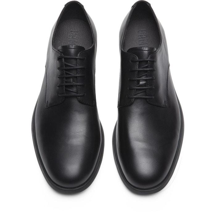 Truman k100243-001 chaussures habillées homme noir Camper