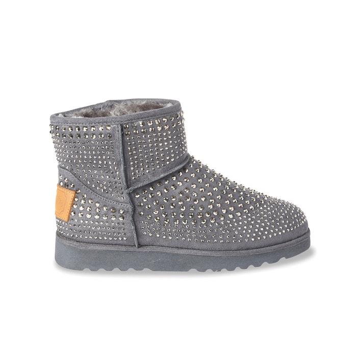 Calisse Fur-Lined Ankle Boots  LES TROPEZIENNES PAR M.BELARBI image 0