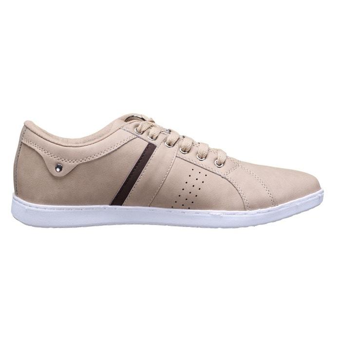 Basket à lacets beige Reservoir Shoes