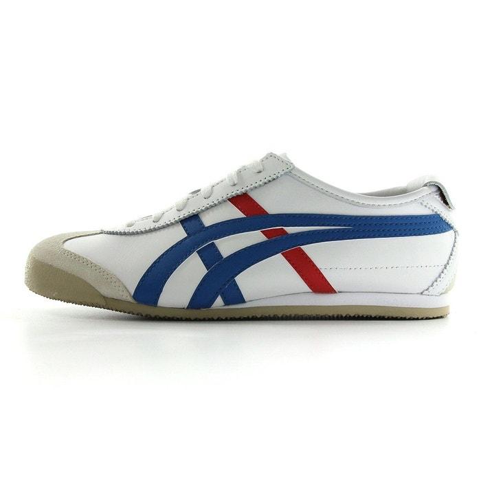 Baskets homme mexico 66 blanc, bleu, rouge Onitsuka Tiger