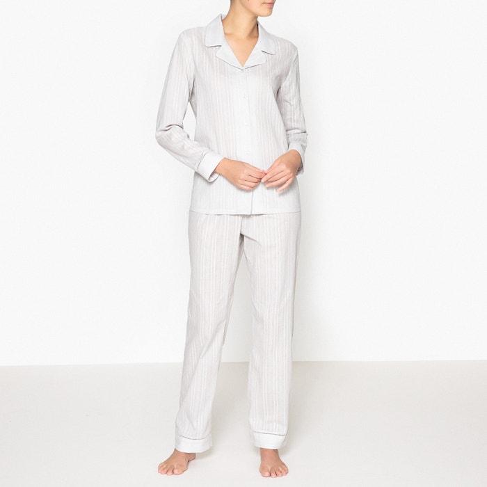 Pyjama, zweiteilig, Vintage-Stil  La Redoute Collections image 0