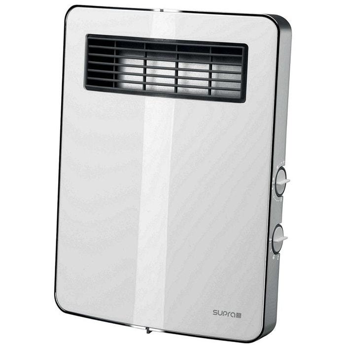 Radiateurs électriques SUPRA ETNO02 BLANC 2000W