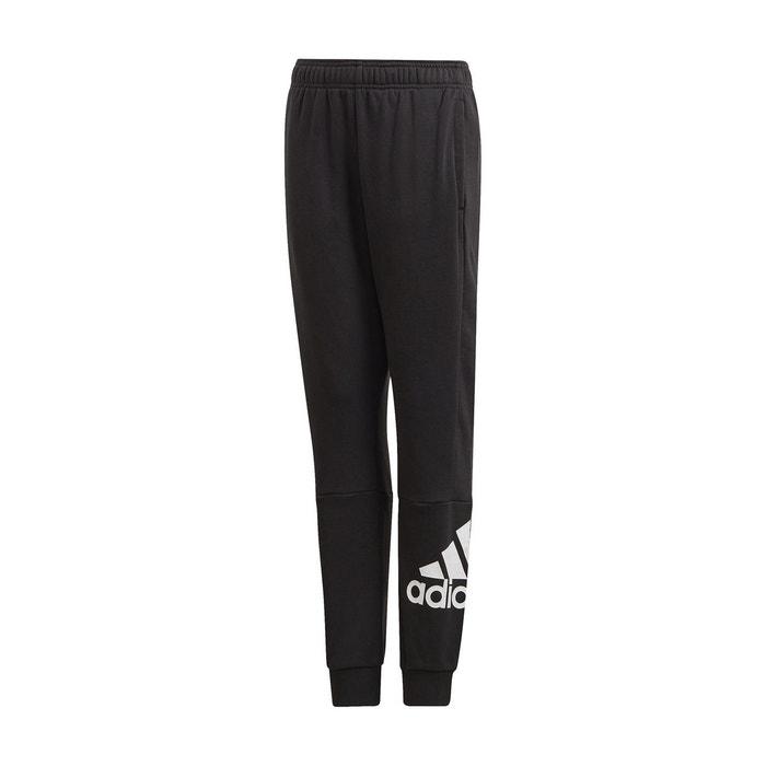 a31db3508eb Pantalon de sport 5 - 16 ans noir Adidas Performance