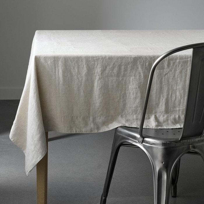 nappe en pur lin linette am pm la redoute. Black Bedroom Furniture Sets. Home Design Ideas