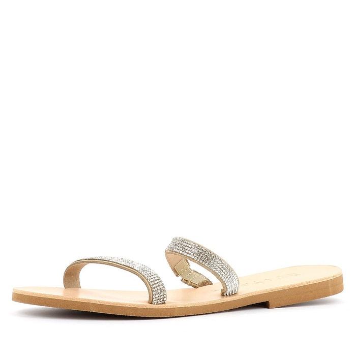 sandale femme evita la redoute. Black Bedroom Furniture Sets. Home Design Ideas