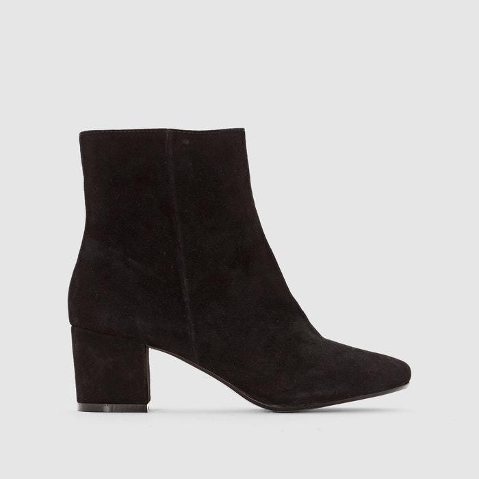 Image Boots en cuir suédé PEBBLE DUNE LONDON