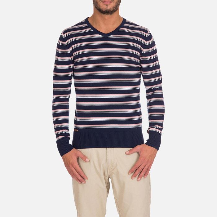 Image Sweter w pasy, 100% bawełny OXBOW