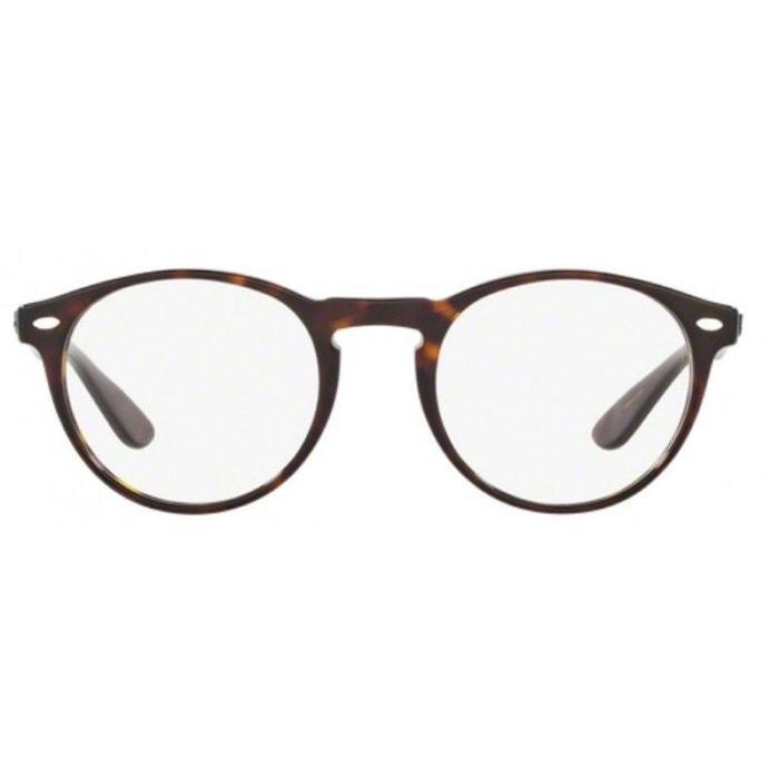 Lunettes de vue pour homme ray ban ecaille rx 5283 2012 51/21 ecaille clair Ray Réduction En Ligne Pas Cher fCBSV