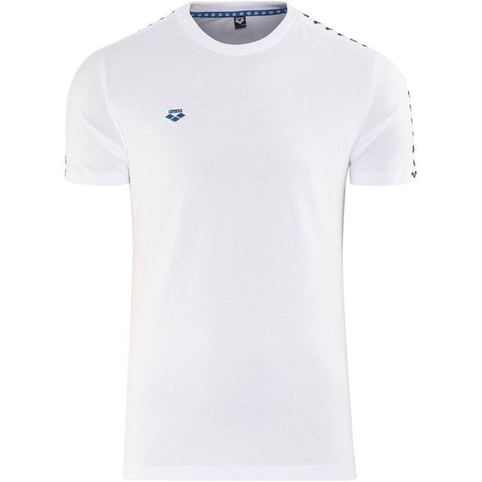 56f579d130 Team - t-shirt manches courtes homme - blanc blanc Arena | La Redoute