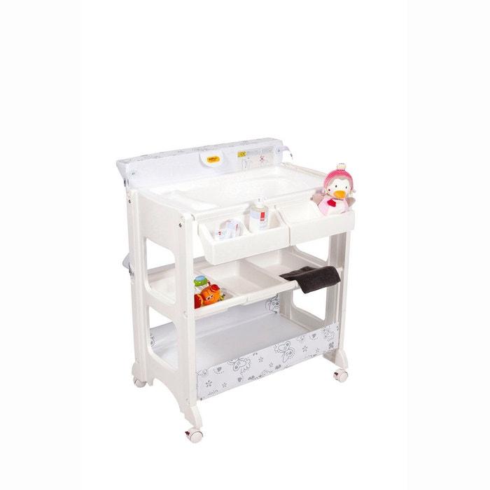table a langer supreme blanc baby sun en solde la redoute. Black Bedroom Furniture Sets. Home Design Ideas