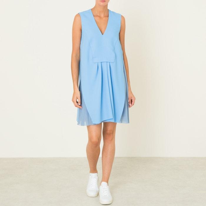 Bild Kleid mit plissierten Einsätzen CARVEN