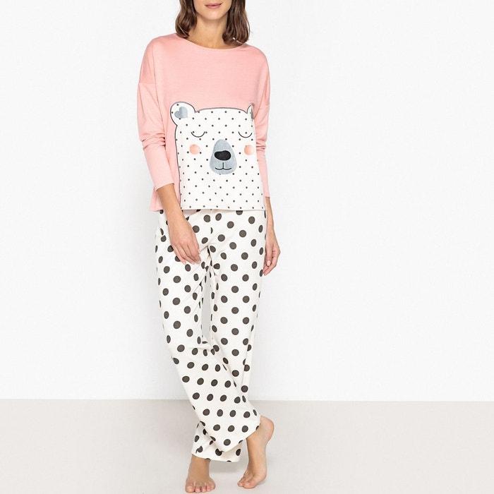 Pyjama chaud  LA REDOUTE COLLECTIONS image 0