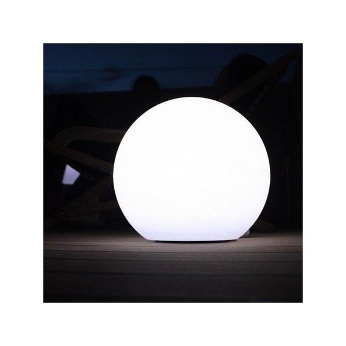 Recharger Lampe Solaire Sans Soleil lampe solaire boule sans fil watt et home | la redoute